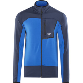 North Bend Nevis Fleecejacke Herren royal